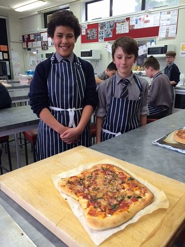 Year 9 Food Technology - Pizza