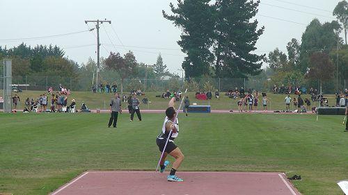 SISS Athletics Championship - Timaru