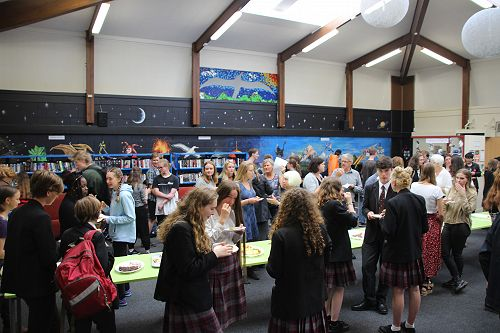 Excellence Endorsed/Scholarship Morning Tea