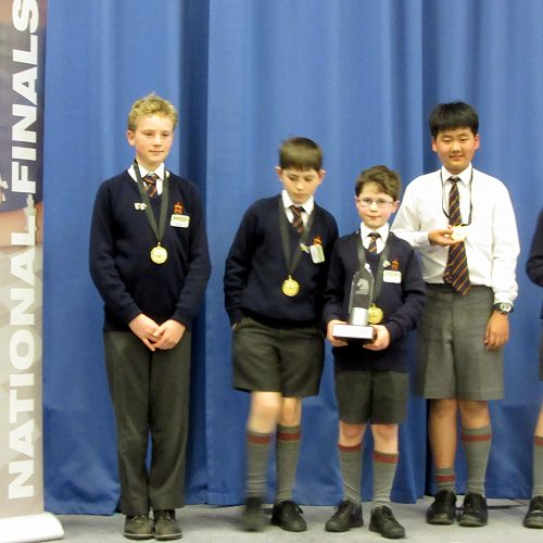 National Chess Champions