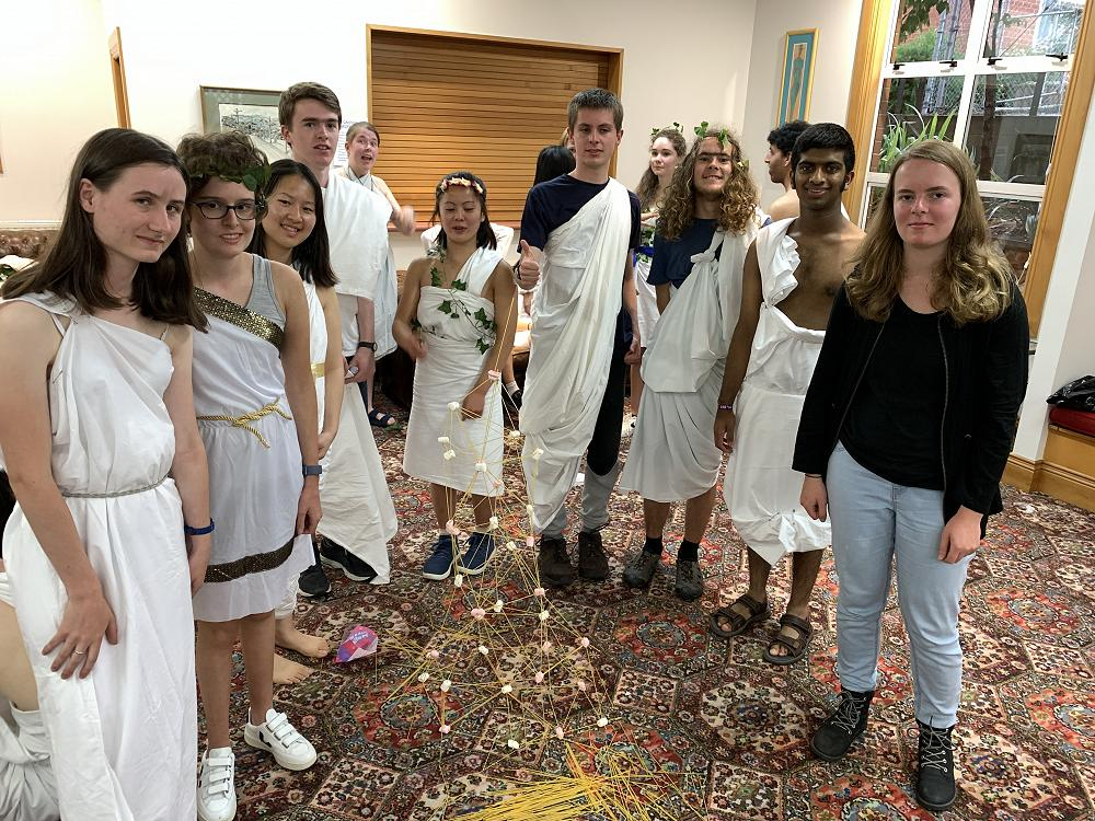 Toga Party, 19/2/20