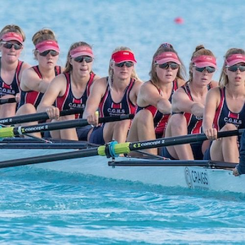 South Island Secondary Schools Rowing Regatta
