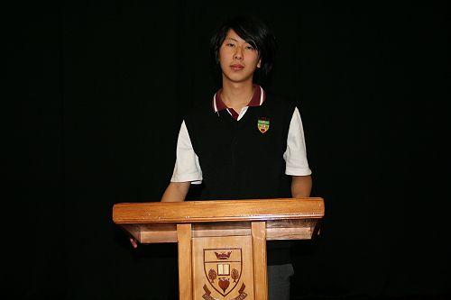 Junior Public Speaking