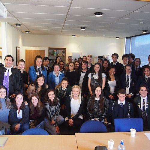 Maori Leaders in Law workshop