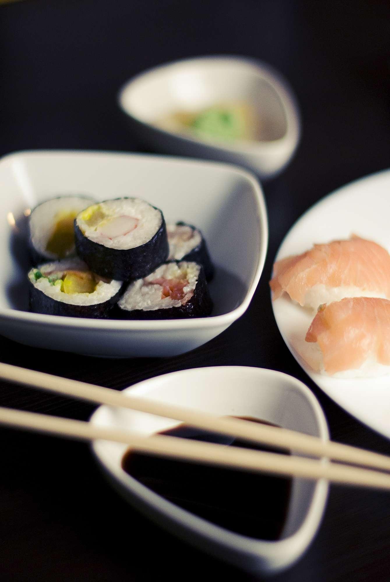 Asian Food Evening