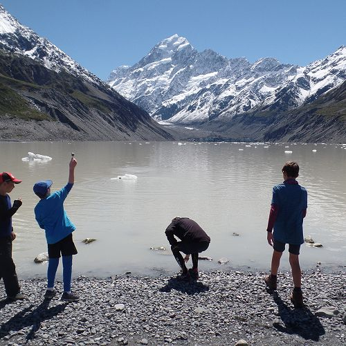 Y8 Camp - Mt Cook