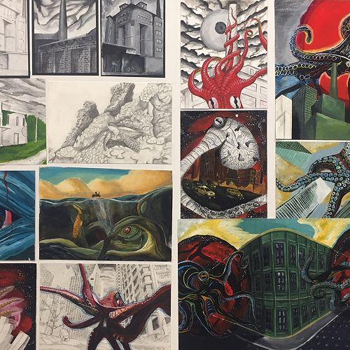 Artist of the Week - Matthew Kinley