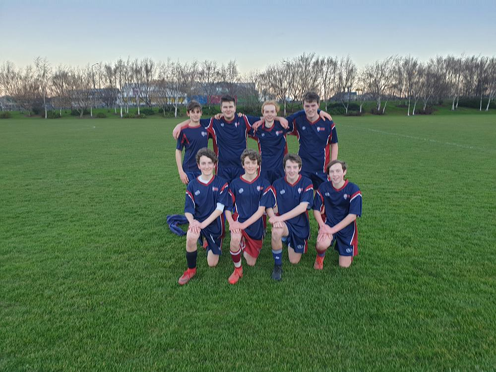 Mighty 2nd XI Football Team End Season On A High - Issue 22 2019