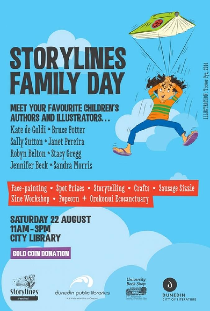 Storylines Family Day