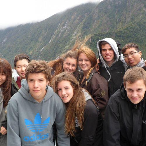 Milford Sound international trip