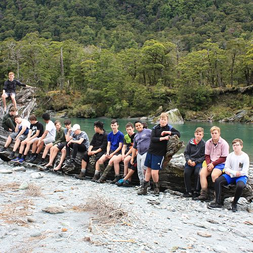 9S Mt Aspiring Camp - November 2018