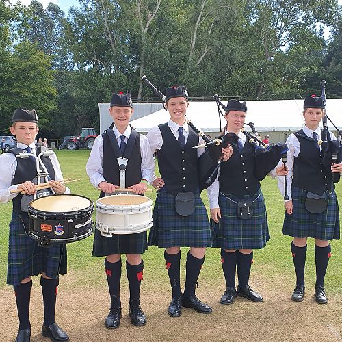 National Bagpiping Competition
