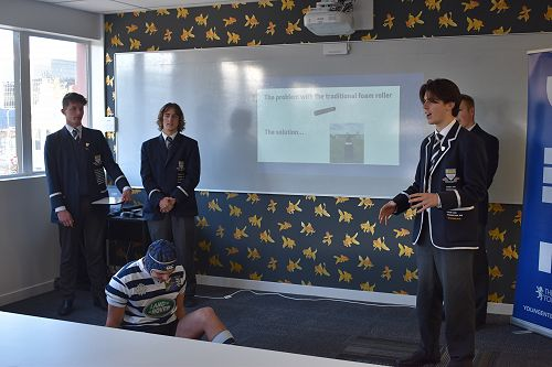 Young Enterprise Trust Pitch Day
