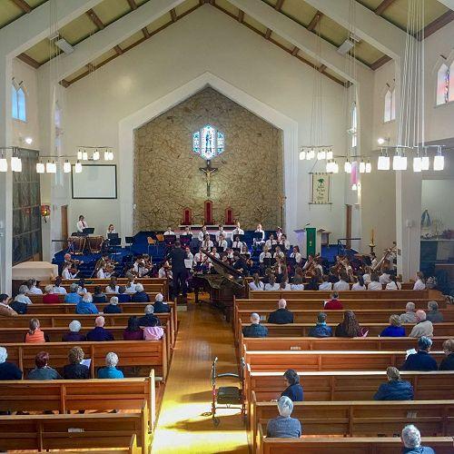 St Mary's Church Concert