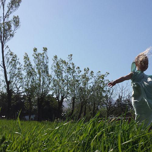 Etta in the wind