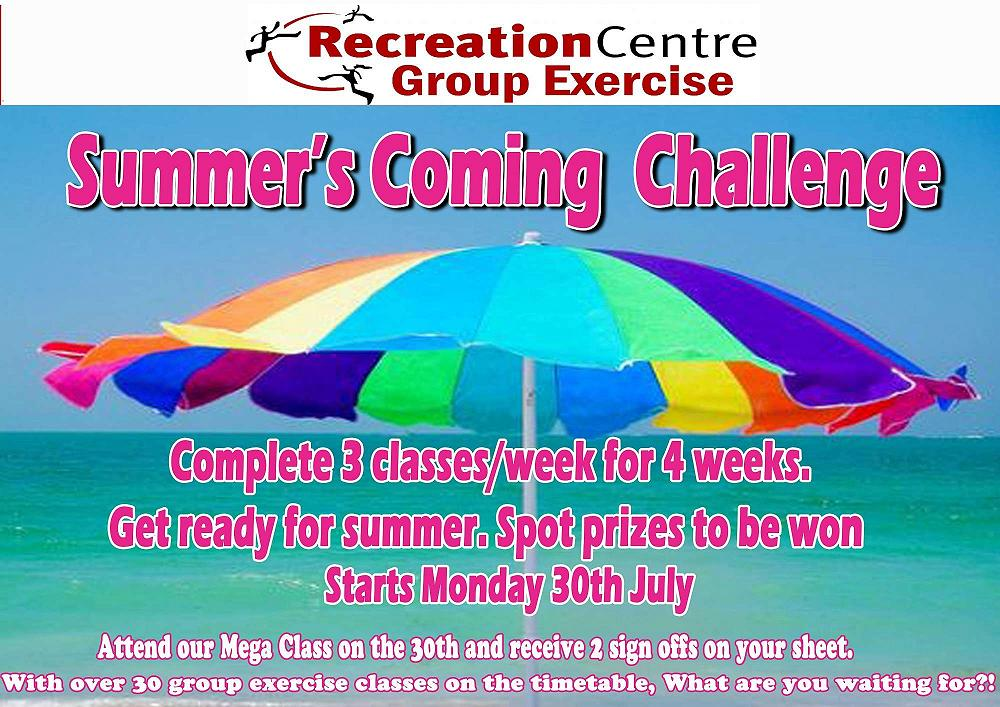 Summer's Coming Challenge Week 2! - WOW Newsletter - 6th Aug 2018