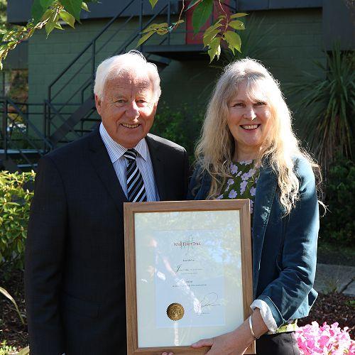 Woolf Fisher Fellowship Award