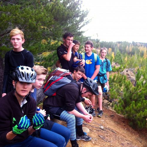 One Tree Hill - Yr 11 PE Naseby 2016