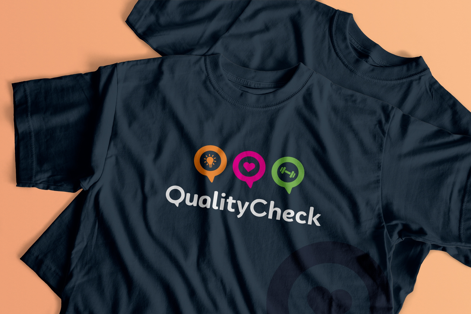 Quality Check T-shirt