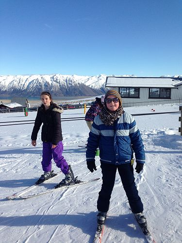 7Ml & 8We Ski Day - Monday 17th August