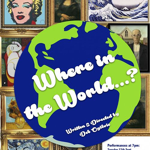 Casebrook Production 2018 - Where in the World...?