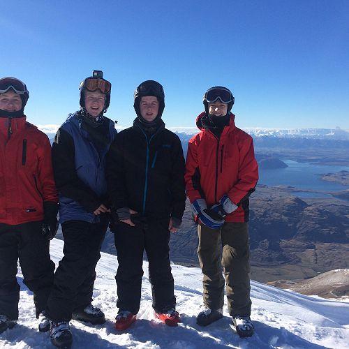 Year 12 PE - Ski & Snowboard Camp, Treble Cone