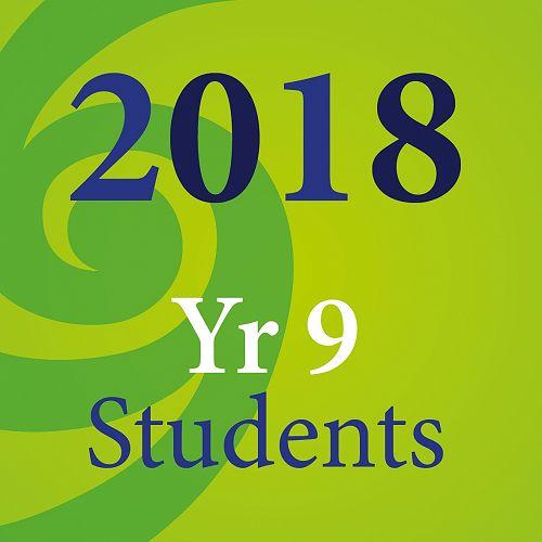Yr 9 Students