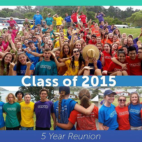 Class of 2015 - 5 Year Reunion