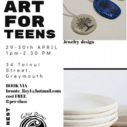 Art for Teens