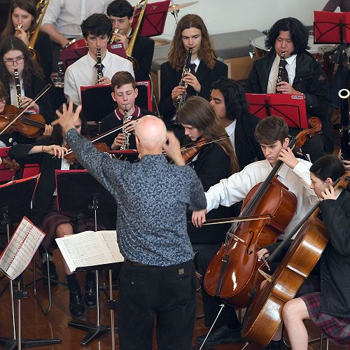 Orchestra Tour