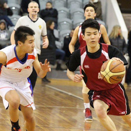 Tournament Basketball