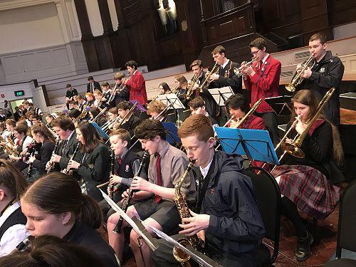 Jazz Band Oscar Robertson, Kieran Kelly, Sebastian