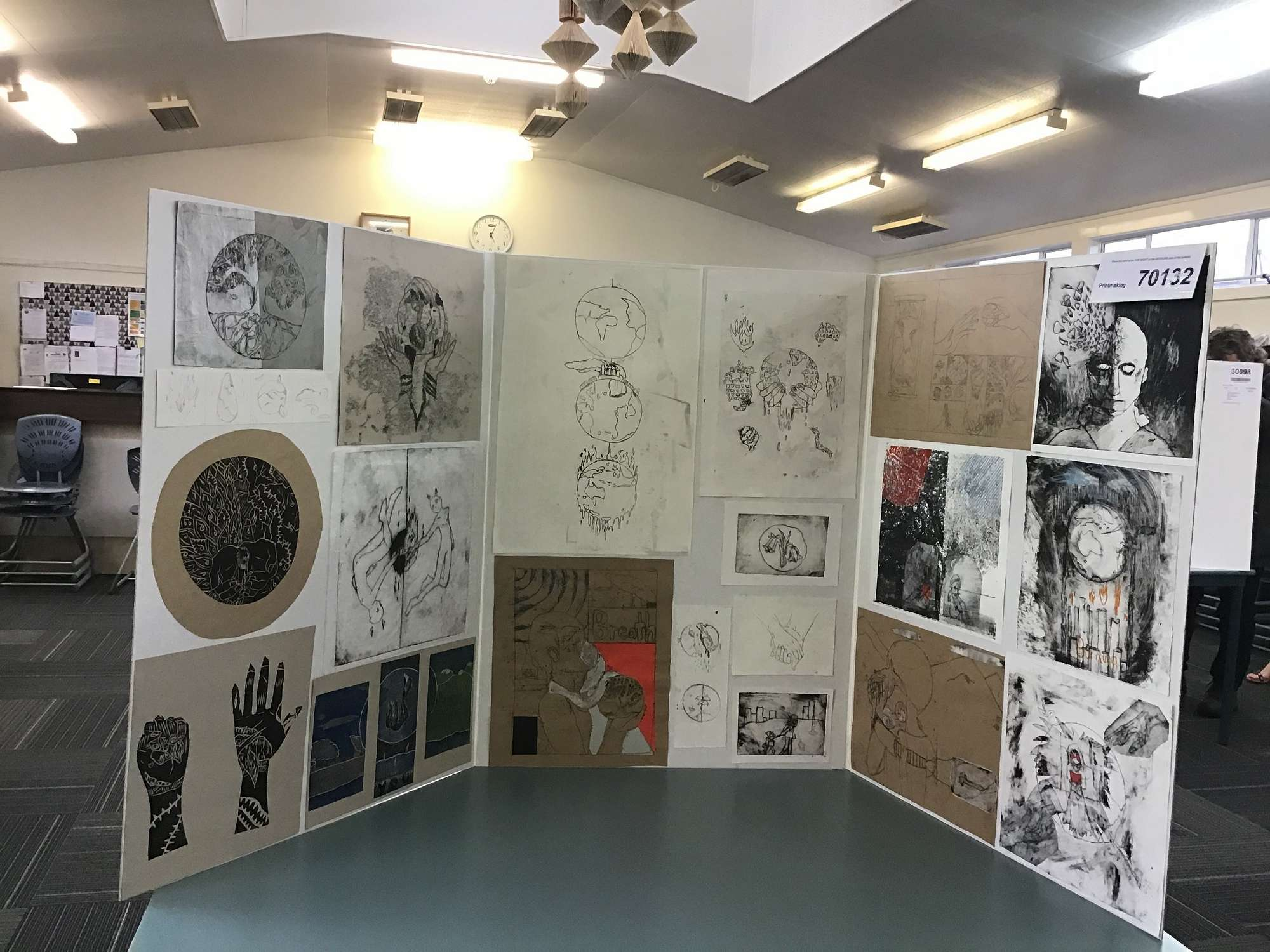 Lydia Farrant NCEA Level 3 Art portfolio