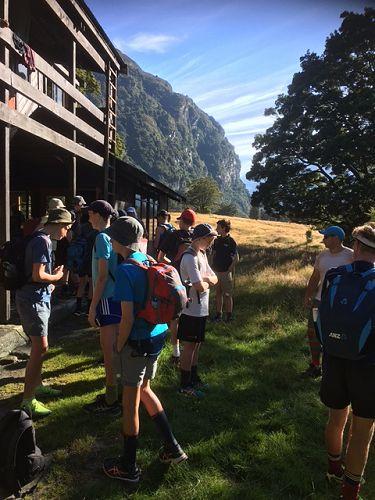 10T - Mt Aspiring Camp