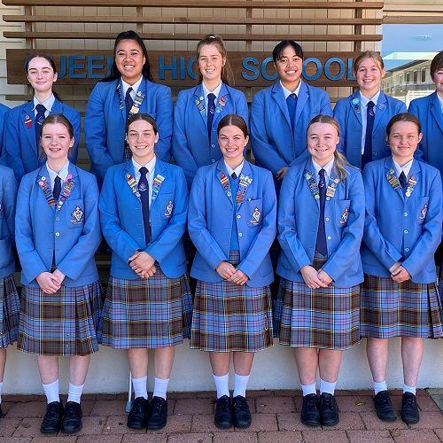 2021 School Prefects