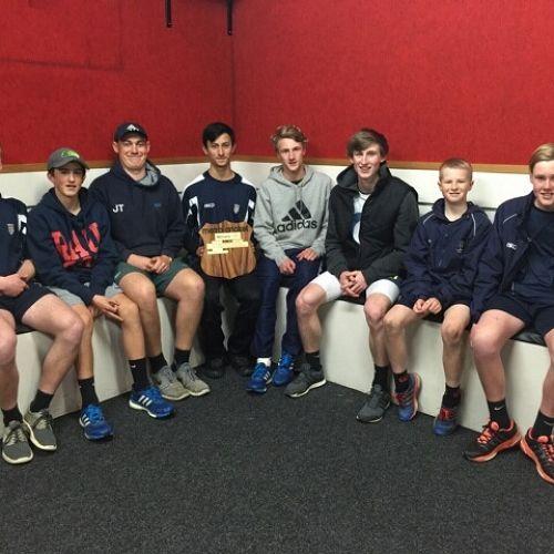 2016 Indoor Cricket Champions