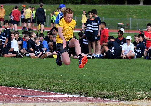 Athletics Day 2020