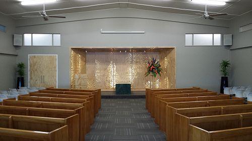 Tuakau - Chapel at Grahams Funeral Services