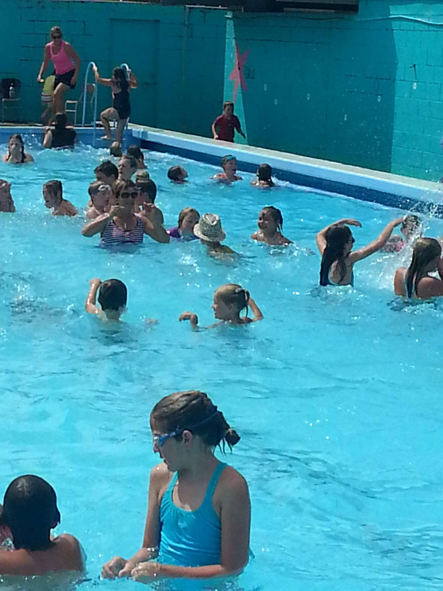Swimming Pool Closing/Key Return - Homepage