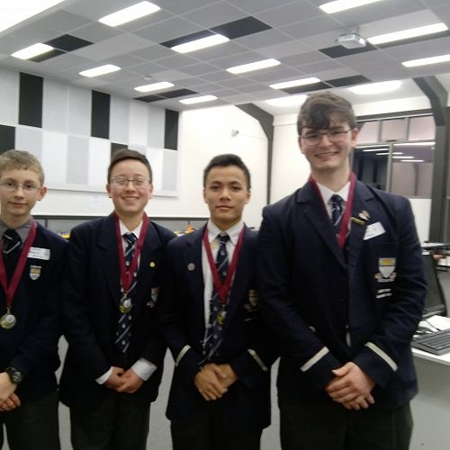 Southland Secondary Schools Chess Championships