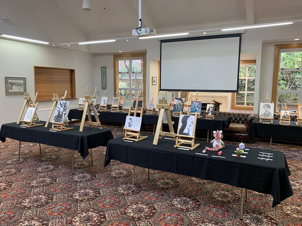 Art Competition, 26/9/2021