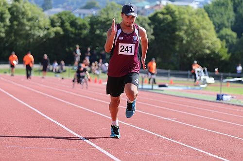 Otago Secondary School Athletics Championships
