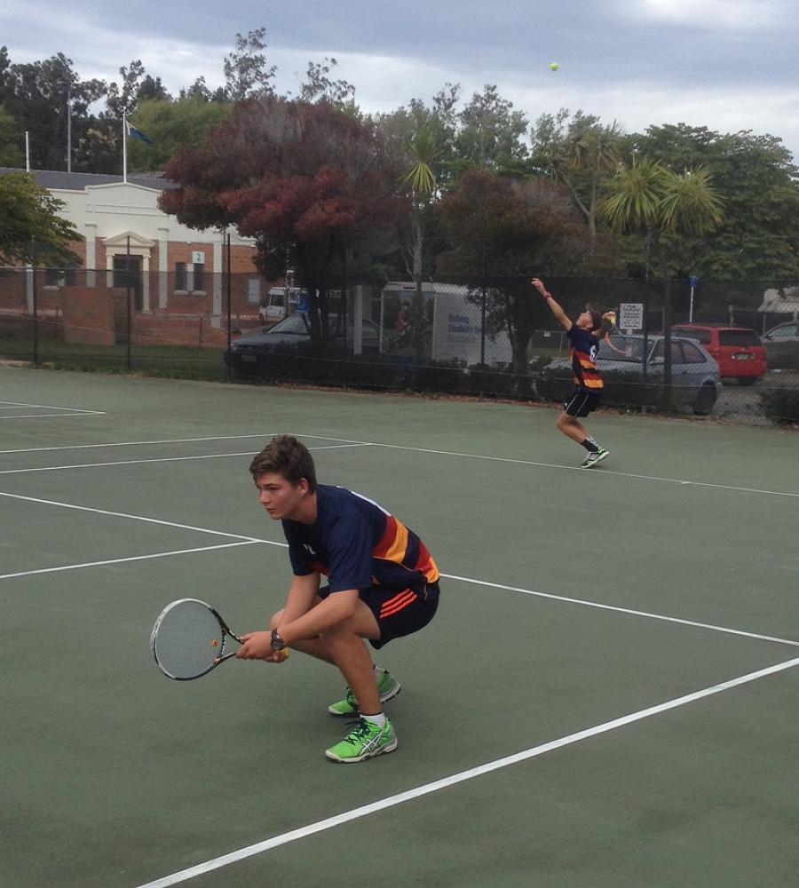 Otago Regional South Island Schools Qualifying Tournament