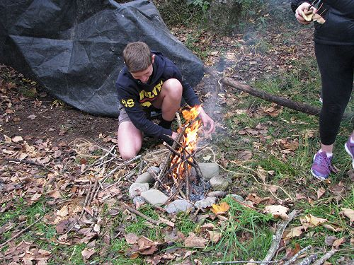 Year 10 Challenge - Quest in the Forest
