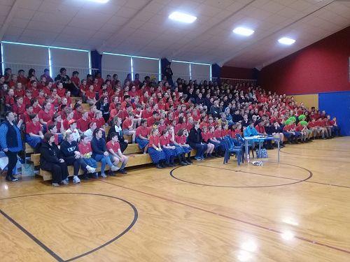 House choirs - school