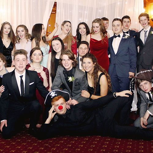 Year 12 and 13 Formal