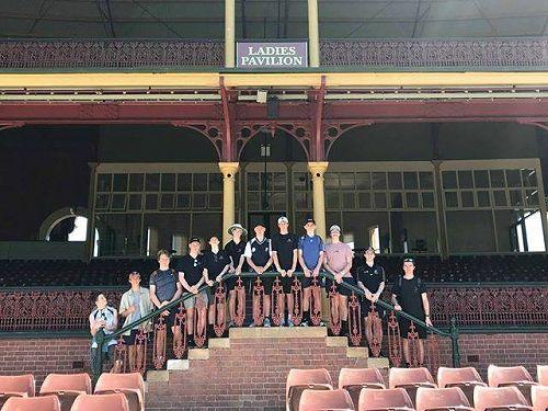 Sydney Cricket Trip