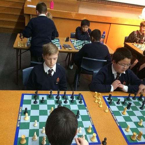 JMC Chess - Team A, Board 1