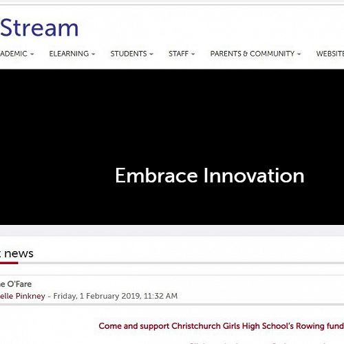 Instructions for using Onstream for Parents 2019