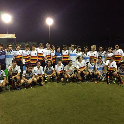 Club GEBA game, Buenos Aries